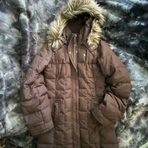 Abercrombie & Fitch Down Parka Jacket never worn*